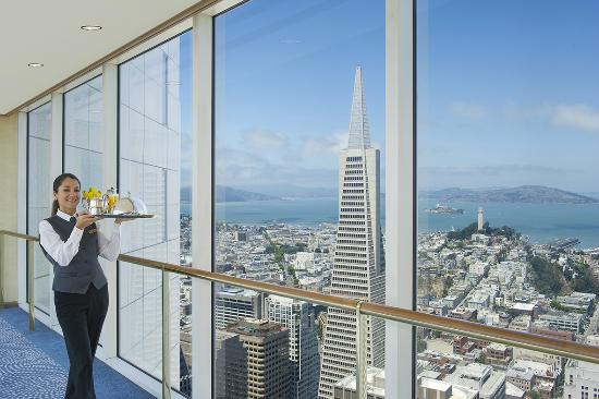 Loews Regency San Francisco: Sky Bridge