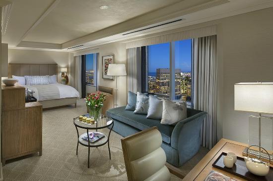 Loews Regency San Francisco: Guest Room