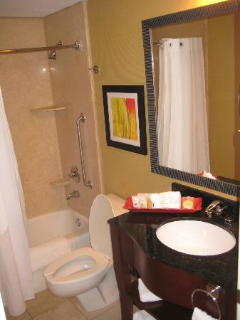 The Hotel Highland Downtown UAB : Bathroom