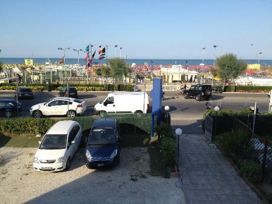 Hotel Belvedere Mare: la mer face à la chambre