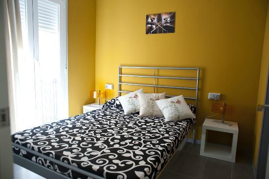 Maritim Apartamentos: Dormitorio apartamento 2 habitaciones