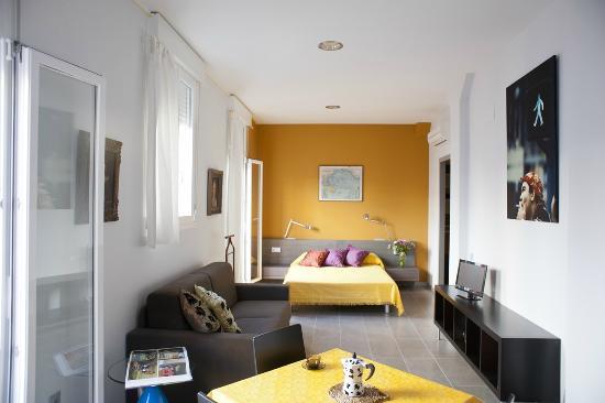 Maritim Apartamentos: Apartamento loft