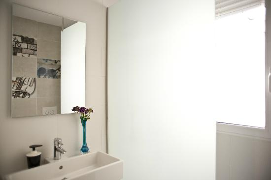 Maritim Apartamentos: Baño