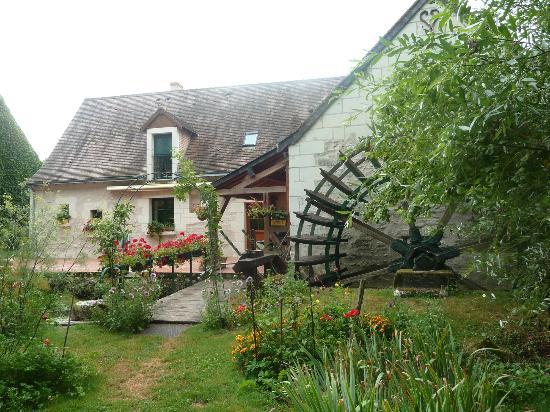 Le Moulin des Foulons : MOULIN