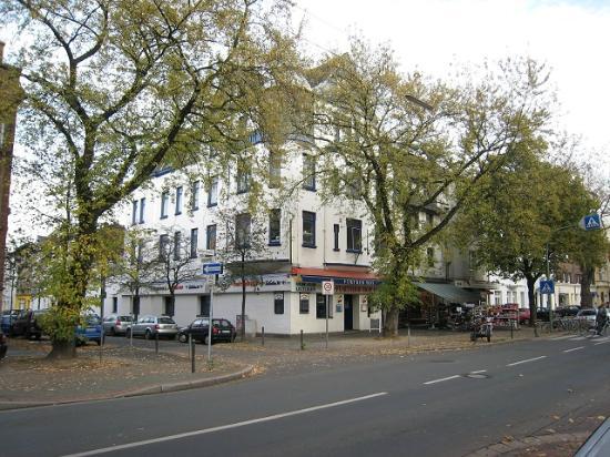 Hotel Further Hof : Further Hof Hotel from street-view