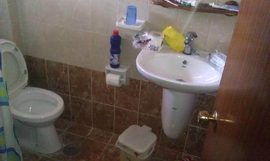 Eleni Apartments: bagno