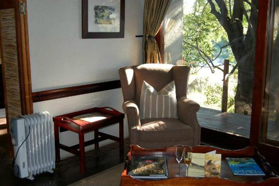 Jock Safari Lodge: Inside our private lodge
