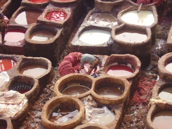 Moulay Abdellah Quarter: altre vasche
