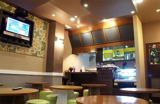 La Gloria Residence Inn : Coffeeshop, Restaurant
