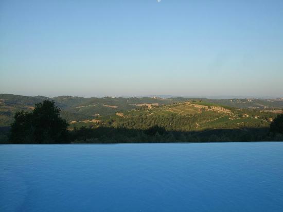 Agriturismo Cecione : la piscine