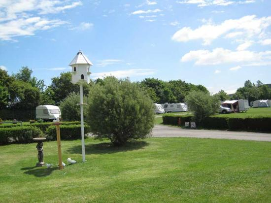 Llandow Caravan and Camping Park : Our dove cot