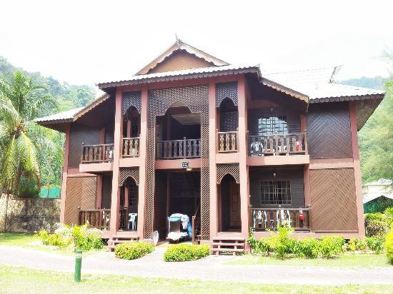 Entrance - Berjaya Tioman Resort: 06