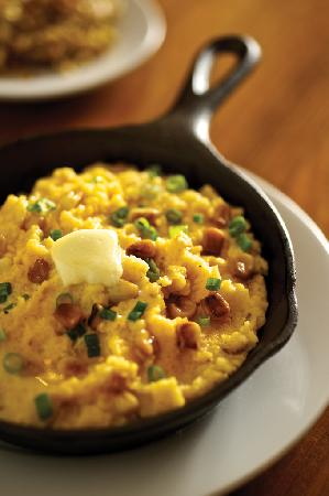 Zea Rotisserie & Grill : Roasted Corn Grits