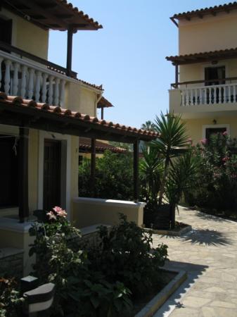 Athena Hotel: Hotel