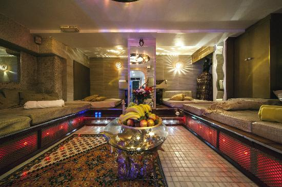 Casa Spa: relaxing place