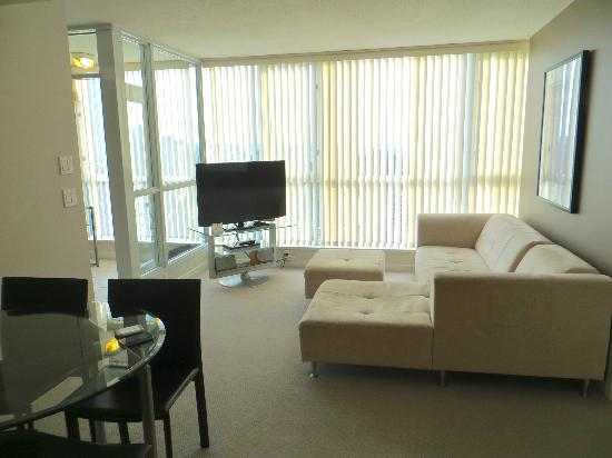 Carmana Plaza: The lounge - relax in style
