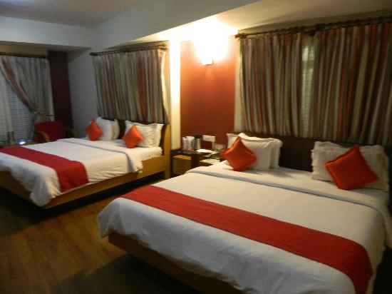 Meadows Residency - Ooty: Bedroom