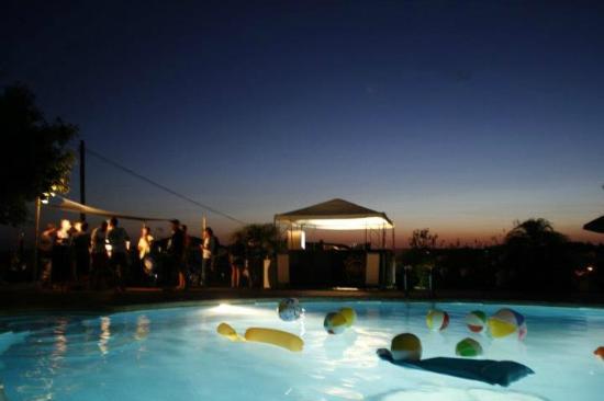 Acquamaris Hotel: Piscina/ Eventos