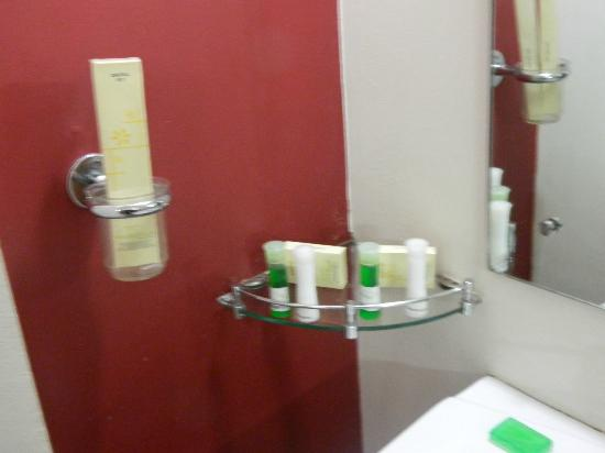 Meadows Residency - Ooty: toiletries