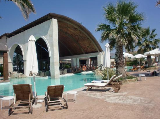 Mediterranean Village Hotel & Spa: aussen bereich