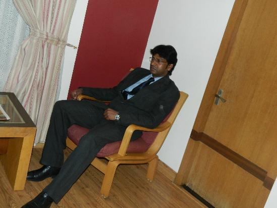 Meadows Residency - Ooty: General Manager always welcoming and cheerfull