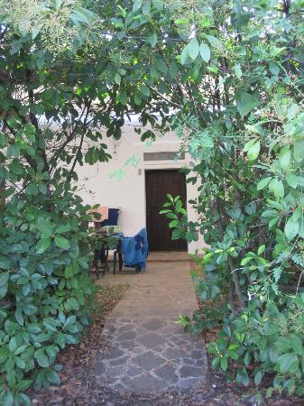 Agriturismo casa Panetta: Veranda