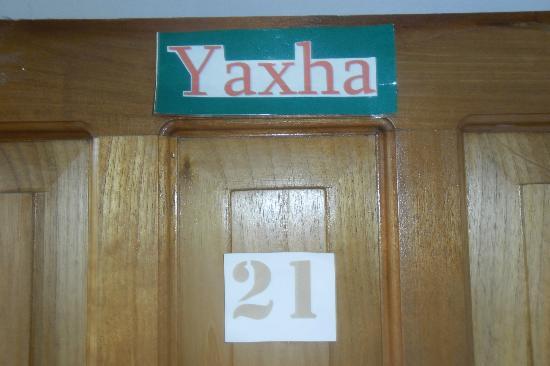 Hostel Yaxha : we lived in room yaxha