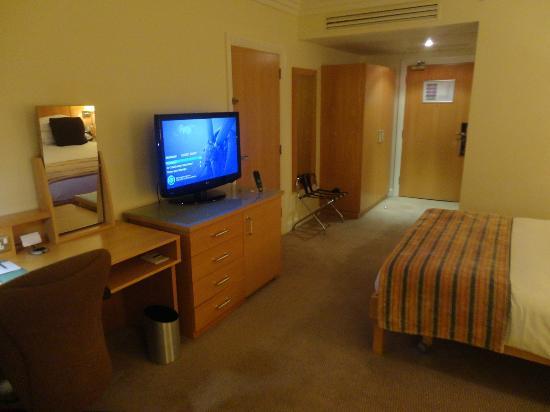 Hilton Dublin Airport Hotel: Room