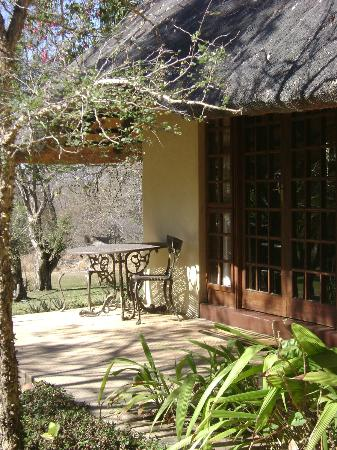Inyati Game Lodge, Sabi Sand Reserve: lodge