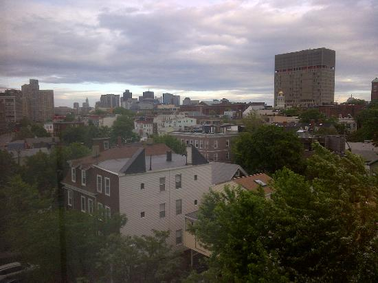 Holiday Inn Express & Suites Boston - Cambridge: View