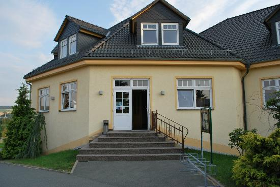 Hotel Zur Gruenen Laube