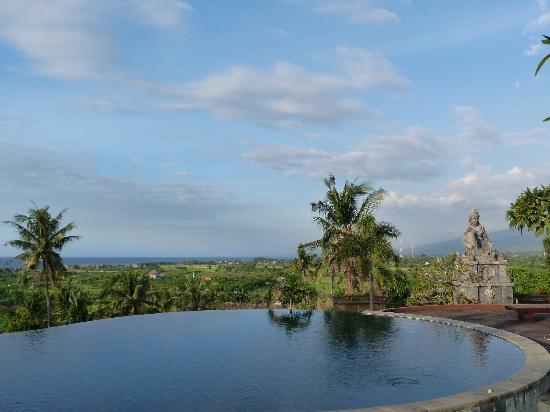 Bali Nibbana Resort: schöner Blick