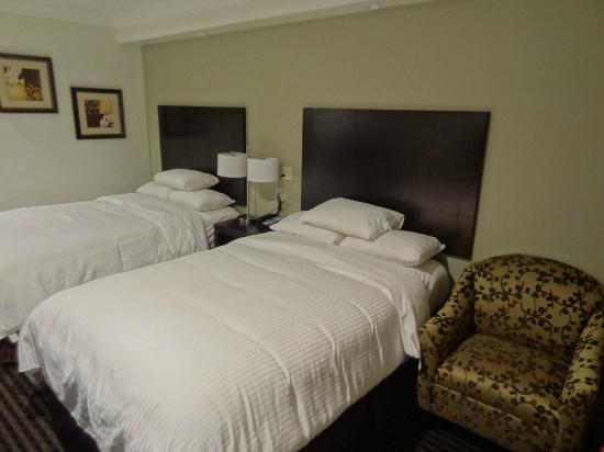 Seaside Inn: Doppelzimmer EG