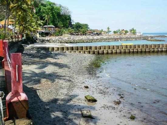 Bali Palms Resort: Plage