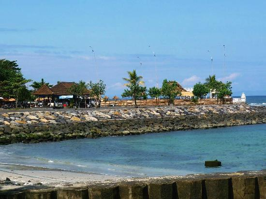 Bali Palms Resort: Vue