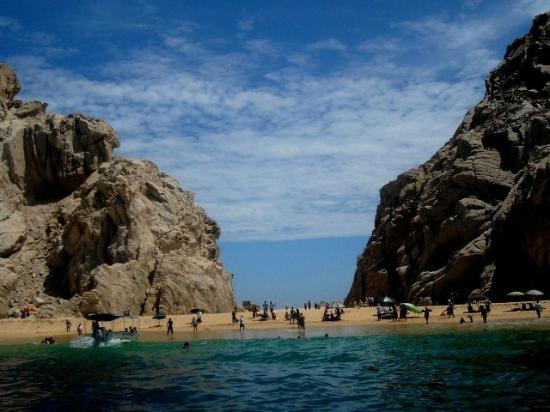 Marina Fiesta Resort & Spa: LA PLAYA DEL AMOR
