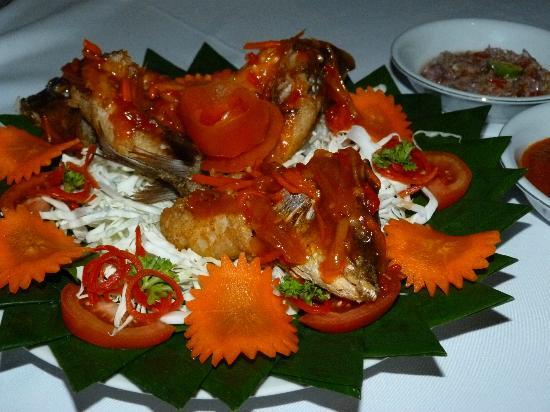 "Bali Nibbana Resort : Special ""Flying Fish"""