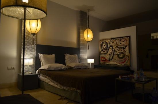 Riad Awa: Chambre