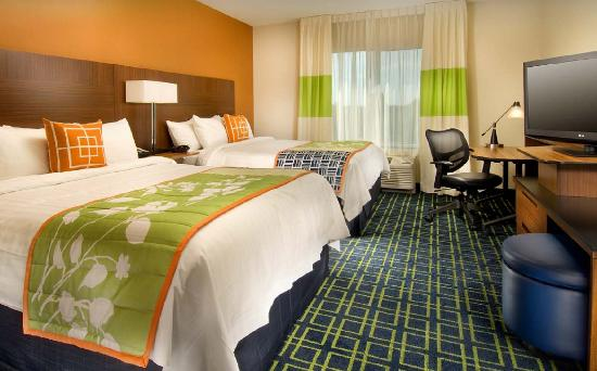 Fairfield Inn & Suites Valdosta: New and Spacious Guest Rooms
