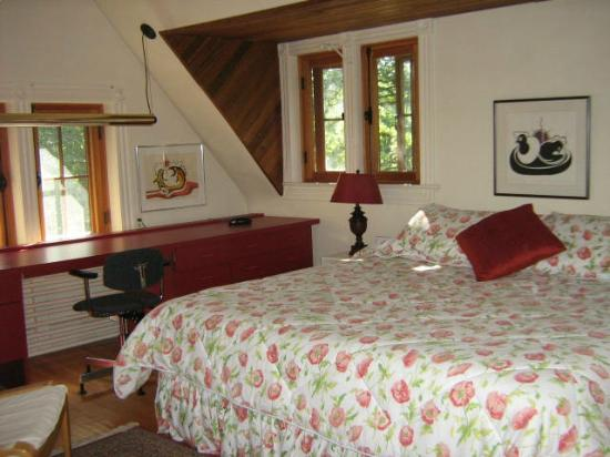 Beechmount Bed and Breakfast: third floor bedroom