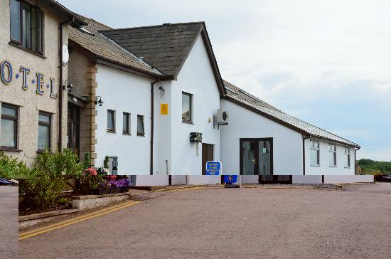 Fairway Hotel: new extension