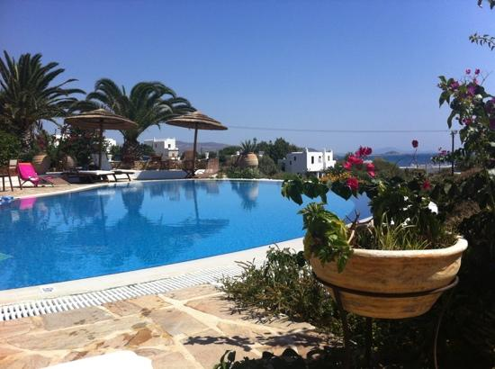 Pool picture of kavos boutique hotel naxos stelida for Boutique hotel naxos