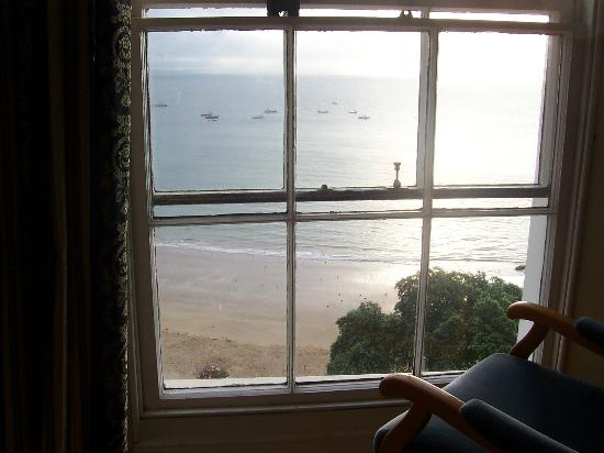 Cliffe-Norton Hotel: A room with a View