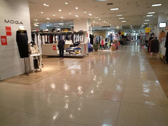 Sakurano Department Store Aomori branch
