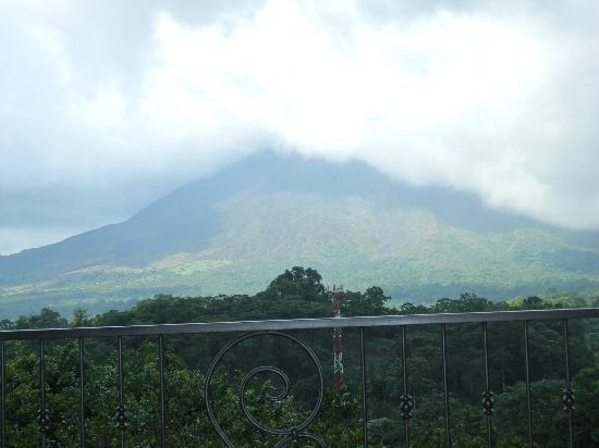 Linda Vista Hotel: Arenal Volcano