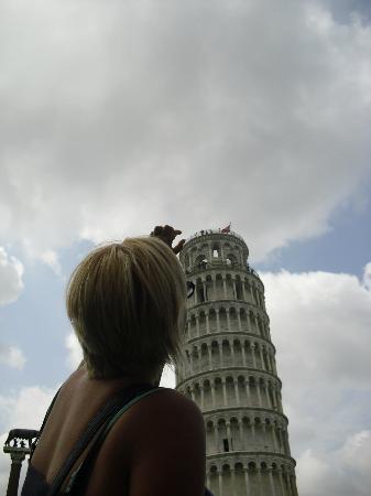 Hotel La Torre: Pisa Tower