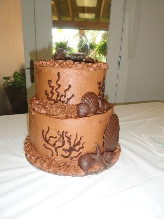 That Takes the Cake: Wedding cake - May 2012