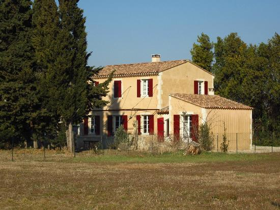 La Bastide des Alpilles : Front of B&B