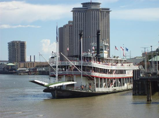 Quarter House Resort: cruise on the Mississippi