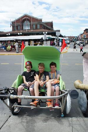 Ottawa Rickshaws: Great ride!